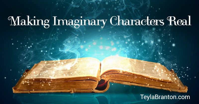 Making Imaginary Characters Real