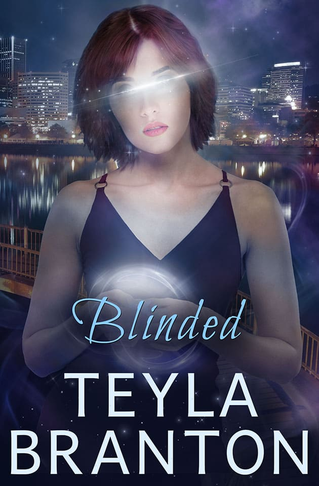 Blinded by Teyla Branton