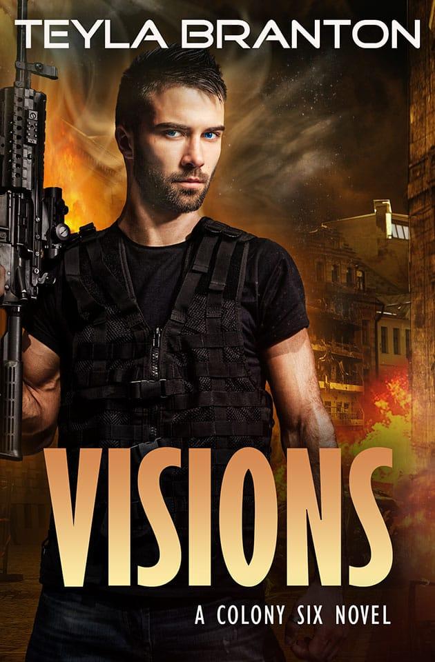 Visions by Teyla Branton