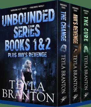 Cover for Unbounded Series Books 1 & 2: Plus Ava's Revenge